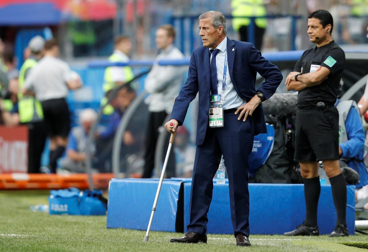Табарес піде з команди після безперервних 12 років роботи / Reuters