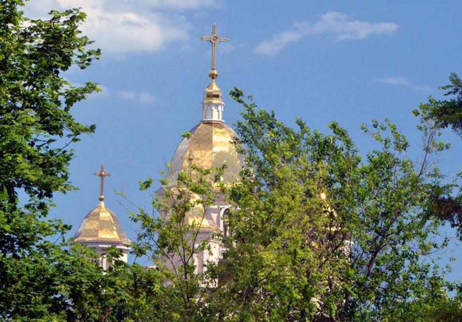 Доныне греко-католики Южного молились в тесной часовне / cerkva.od.uа