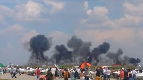 На место прибыли пожарные и другие экстренные службы / фото YouTube Obiectiv Ialomița