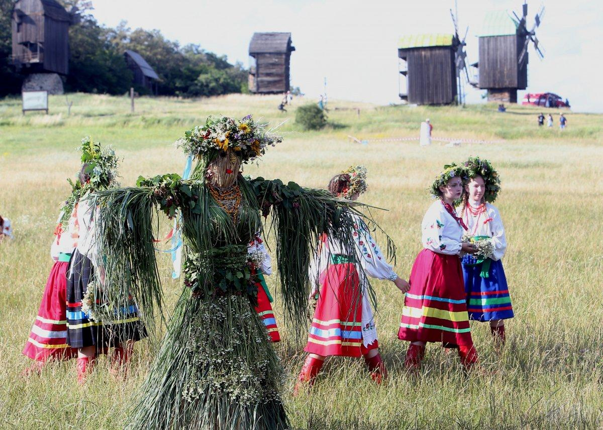 Предки намагалися спрогнозувати майбутній урожай на Івана Купала / фото УНІАН