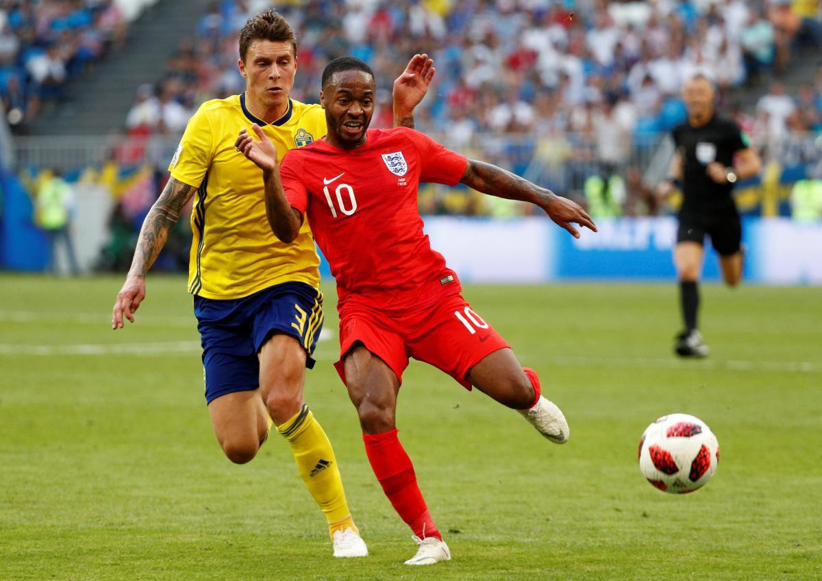 Сборная Англии вернулась в полуфинал ЧМ спустя 28 лет / Reuters