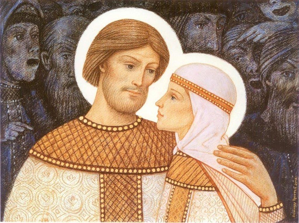 Святые Петр и Феврония дали всему Православному миру пример идеальной христианской семьи / news.church.ua