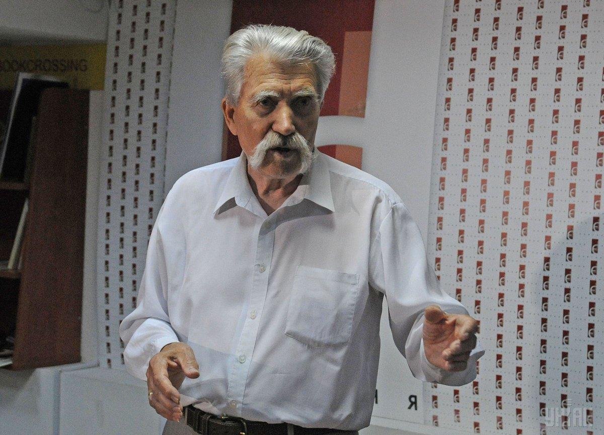 Лукьяненко - украинский диссидент и политик времен СССР / фото УНИАН