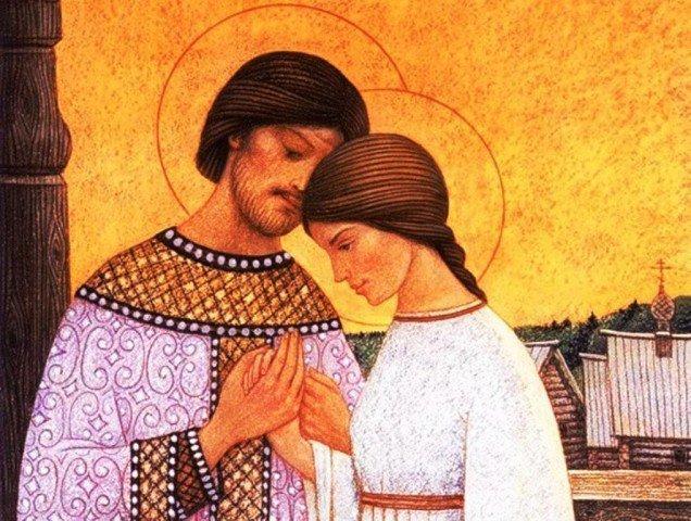 День Петра иФевронии: история, традиции иобычаи праздника