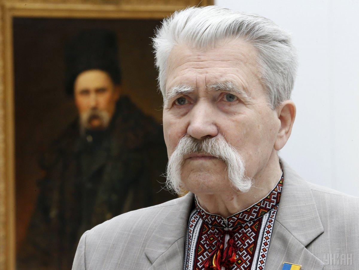 Умер диссидент Левко Лукьяненко / фото УНИАН