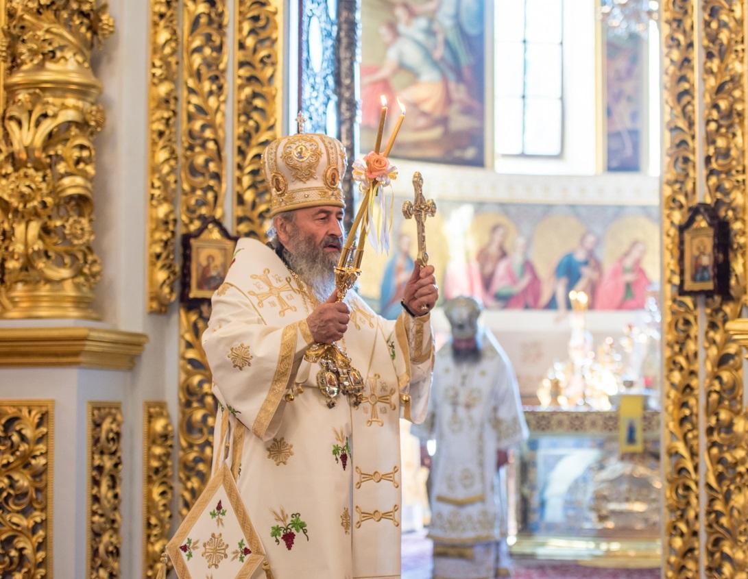 Митрополит Онуфрий рассказал, как утвердиться в вере / news.church.ua