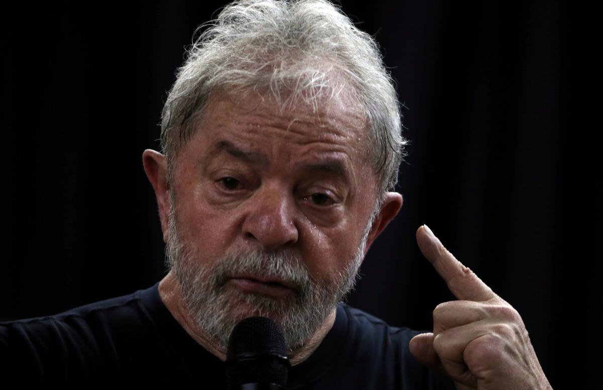 Луис Инасиу Лула да Силва / REUTERS