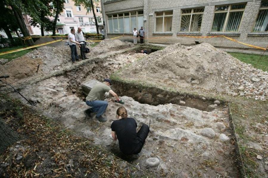 У Вільнюсі будуть проходити археологічні дослідження / lzb.lt