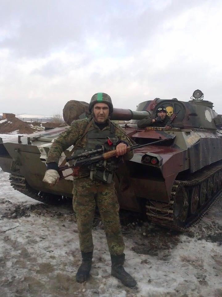 Близнюк умер в больнице / фото facebook.com/NikolayKolesnyk