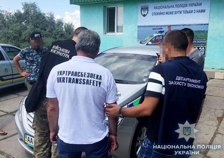 Данные взвешивания грузовиков системой WiM должны быть публичными / фото Нацполиция Украины