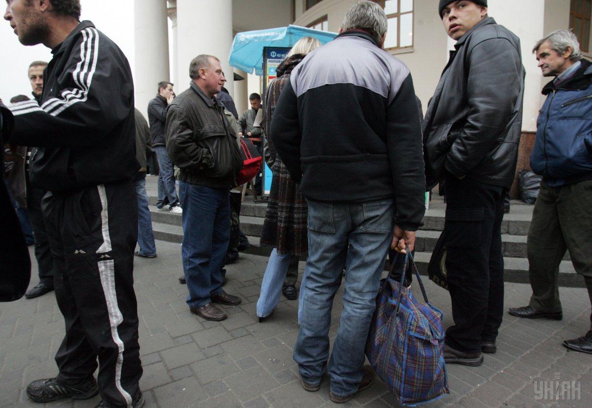 Статистика по нашимзаробитчанам болеечем настораживает / Фото УНИАН