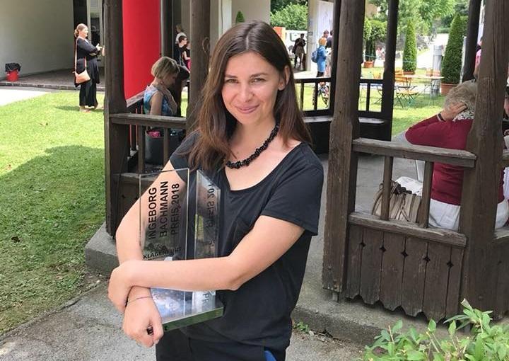 Выступления конкурсантов, среди которых сильнейшей оказалась Малярчук, смотрели в прямом эфире 300 тысяч человек / Фото facebook.com/tania.malyarchuk