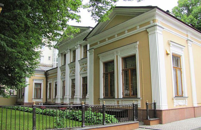 Резиденція Патріарха Кирила / pravoslavie.ru