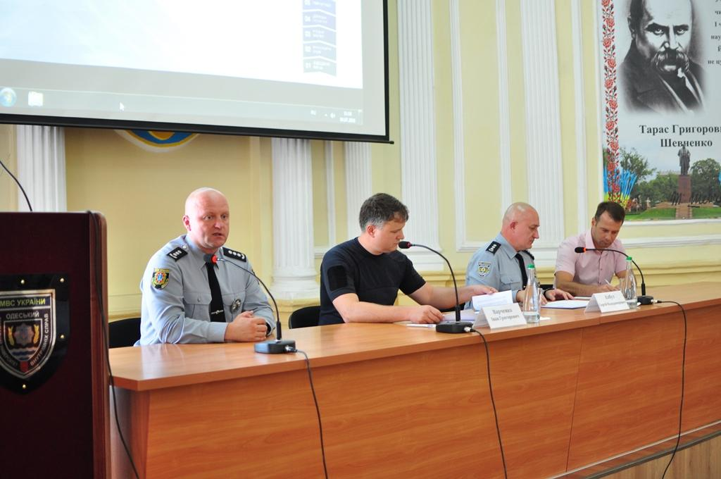 В АТО полиция занималась исключительно полицейскими функциями / фото УНИАН