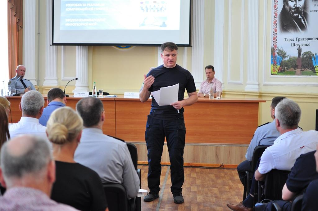 На освобожденной территории, силами органов юстиции Украины, будет проведена подготовка к избирательному процессу / фото УНИАН