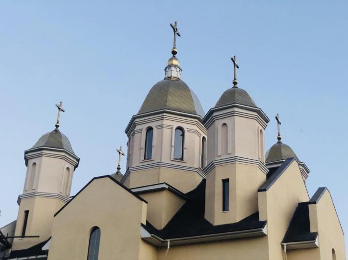 Ранее прихожане УГКЦ молились в тесной часовне / news.ugcc.ua