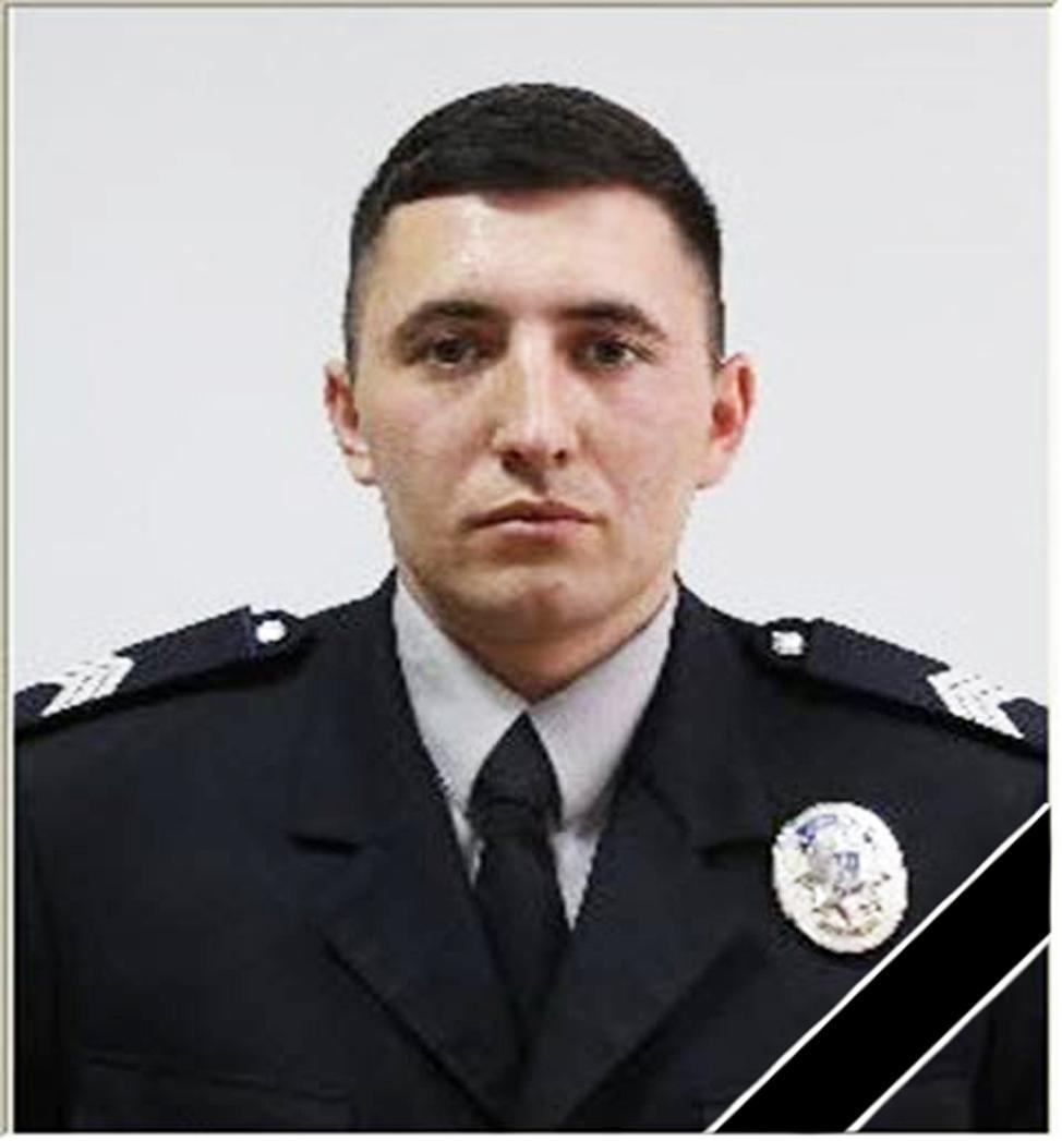 Помер 25-річний Олександр Гордійчук / фото kyiv.npu.gov.ua