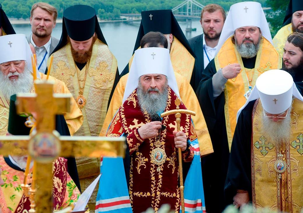 В этом году состоятся празднования в честь 1030-летия Крещения Руси / vera.foma.in.ua