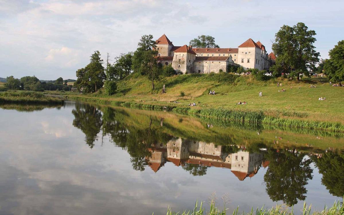 Свиржский замок станет одной из локаций фестиваляLvivMozArt / Фото Евгений Кравс