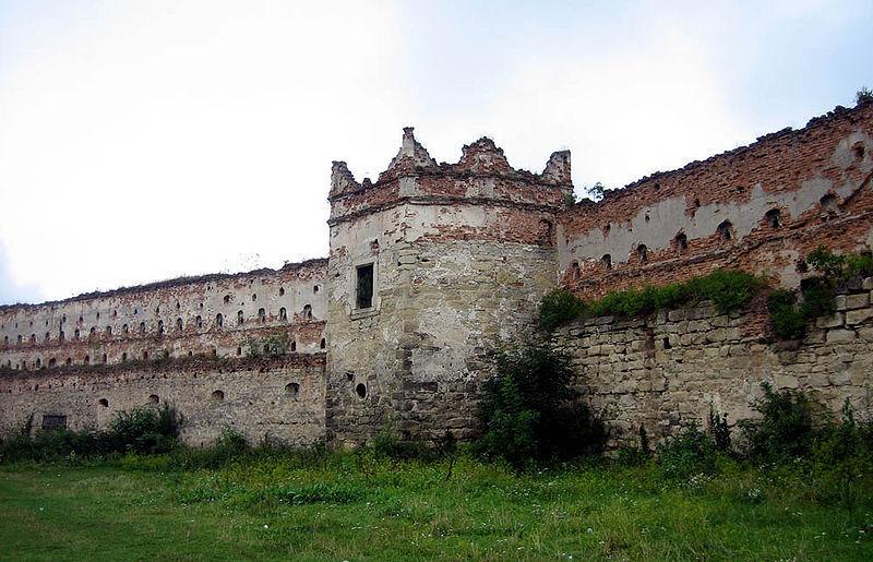 Старосільський замок / Фото wikipedia.org/Yarema Dukh