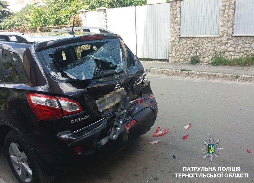 Фото Патрульна поліція Тернопільської області