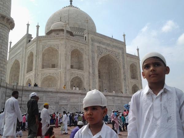 У мечеті Тадж-Махал більше не буде колективних намазів / islam-today.ru
