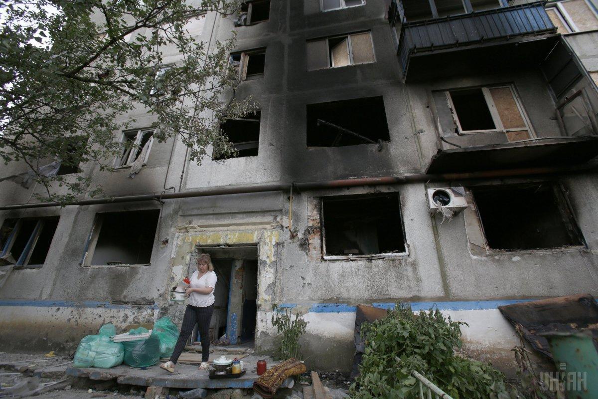 У Красногорівці підстрелили чоловіка, який вийшов викинути сміття / фото УНІАН