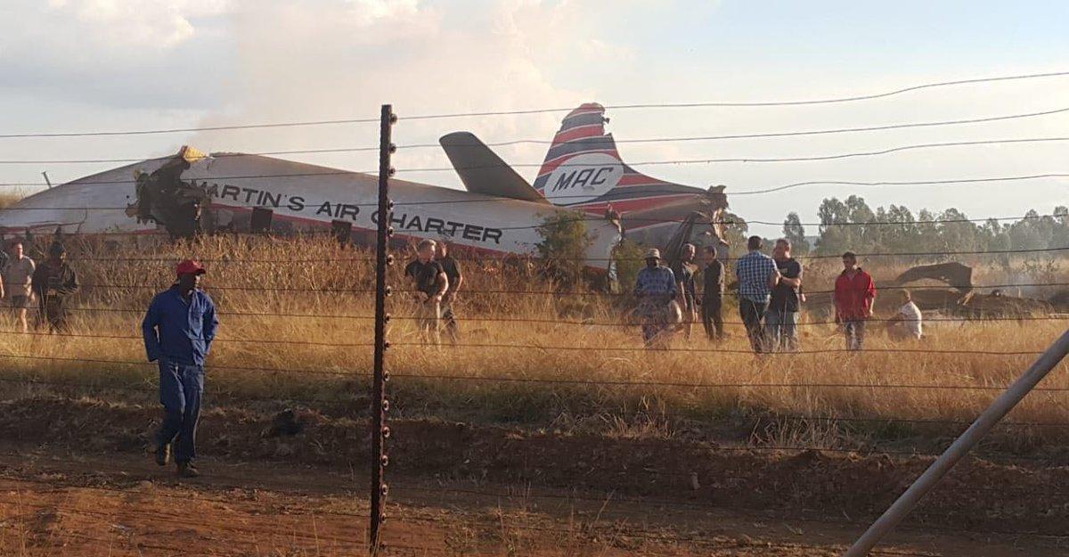 Данных о погибших пока не поступало \ SABCNewsOnline