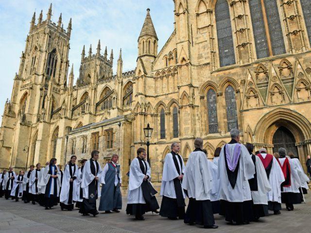 Церковь Англии - государственная христианская церковь / breitbart.com