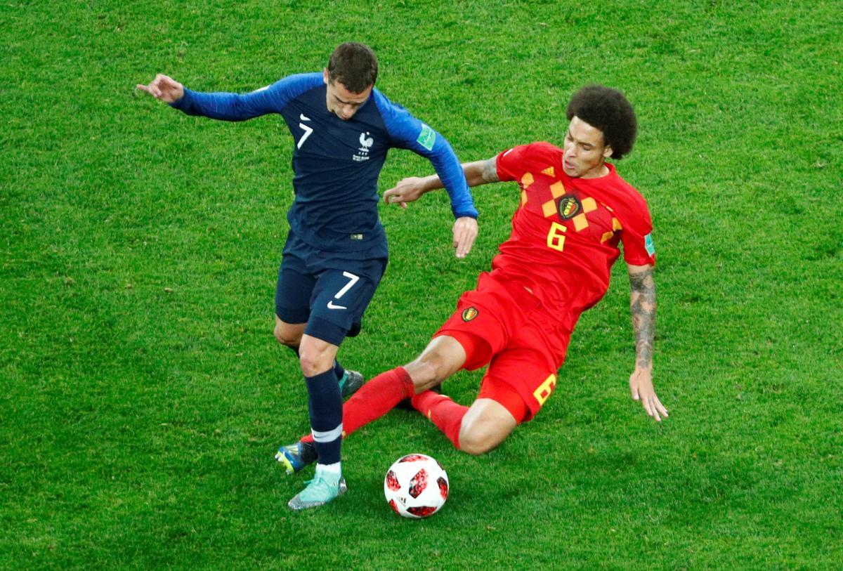 Французи обіграли бельгійців у півфіналі ЧС-2018 / Reuters
