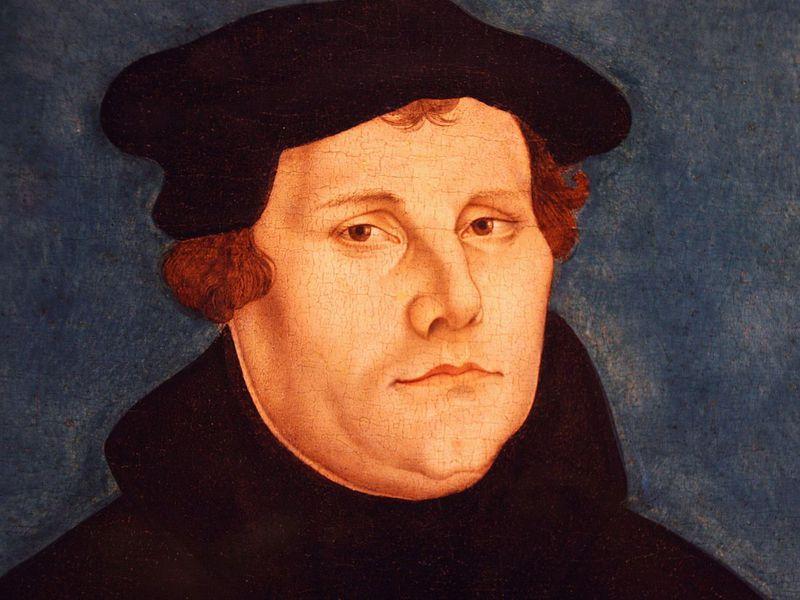 Лютер был разочарован тем, что евреи не приняли его версию христианства / smithsonianmag.com