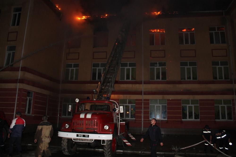 Погибших и пострадавших нет / фото odesa.dsns.gov.ua