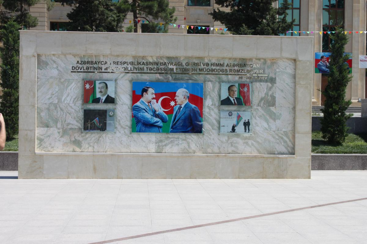 Погибли двое полицейских, участвовавших в пресечении беспорядков в Гяндже / Фото Uander Anjos via flickr.com