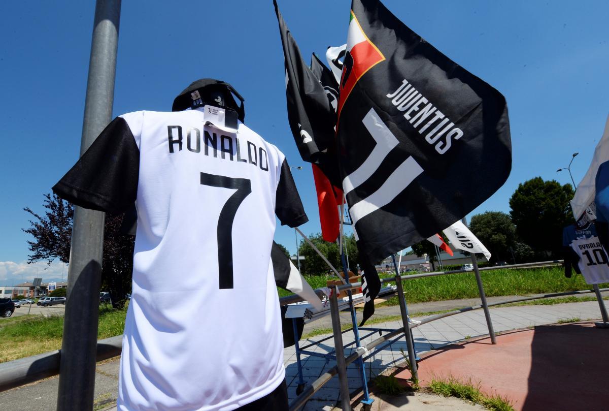 Роналду напередодні став гравцем італійського клубу / REUTERS