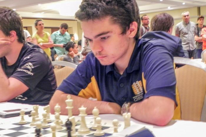 Нижник выиграл турнир в Филадельфии не проиграл ни одной партии / US Chess