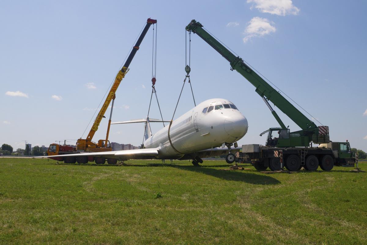Аеропорт «Київ» попередив про можливе припинення рейсів