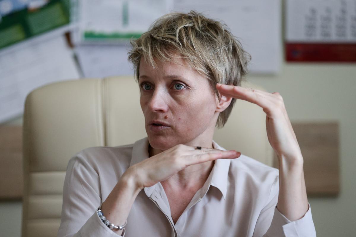 Трофімцева переконана, що децентралізація – це одна з найважливіших реформ в Україні / фото УНІАН