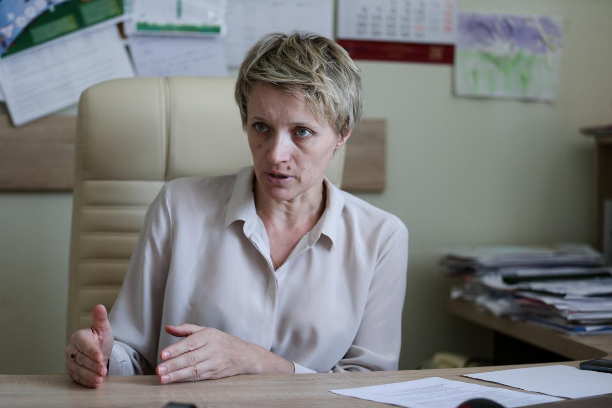 Трофімцева розповіла про ринок органічної продукції в Україні / фото УНІАН