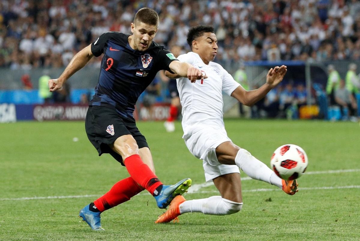 Сборная Хорватии впервые сыграет в финале ЧМ-2018 / Reuters