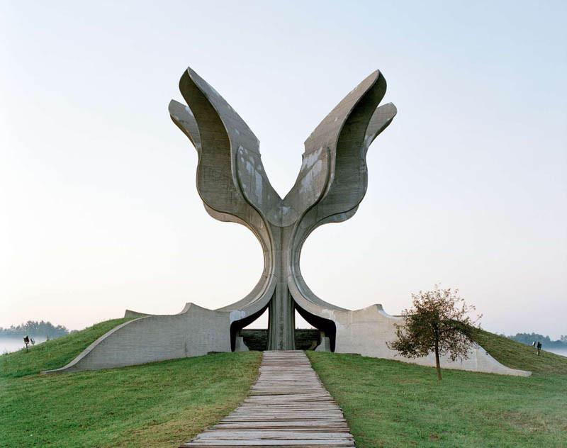 Памятник жертвам концлагеря Ясеновац, Хорватия /bigmir.net