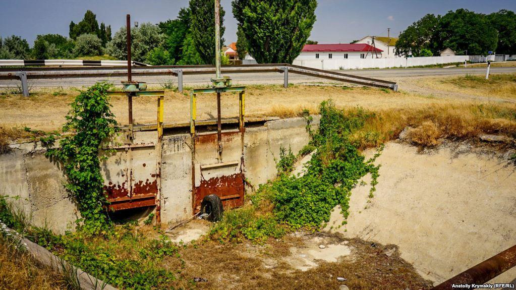 Окупований Крим потерпає від засухи / фото ru.krymr.com