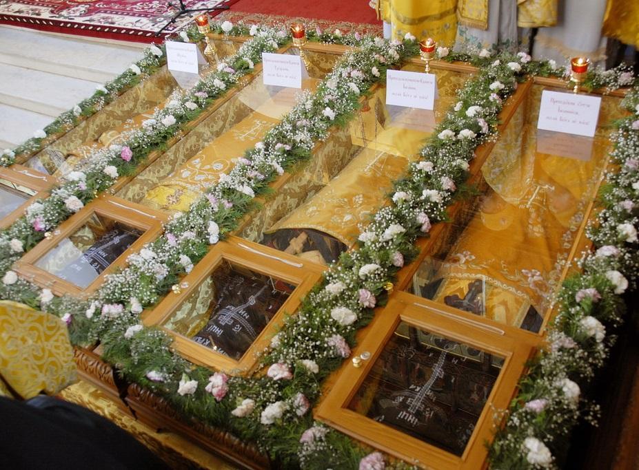 10 лет со дня прославления Собора Святогорских святых / svlavra.church.ua