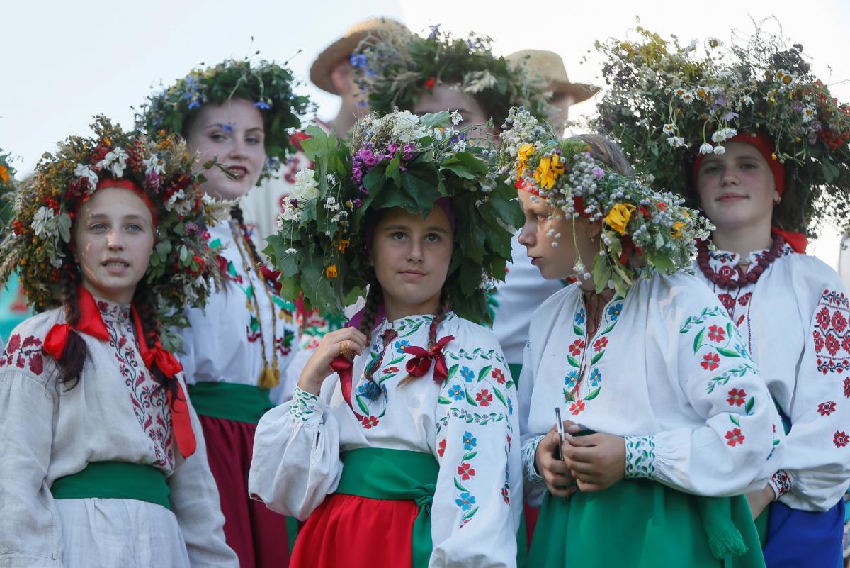 Сегодня украинцы отмечают день вышиванки / Иллюстрация REUTERS