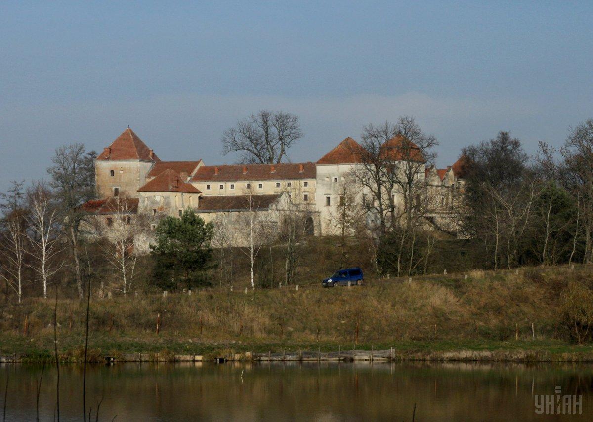 В маршрут войдет Свиржский замок \ УНИАН