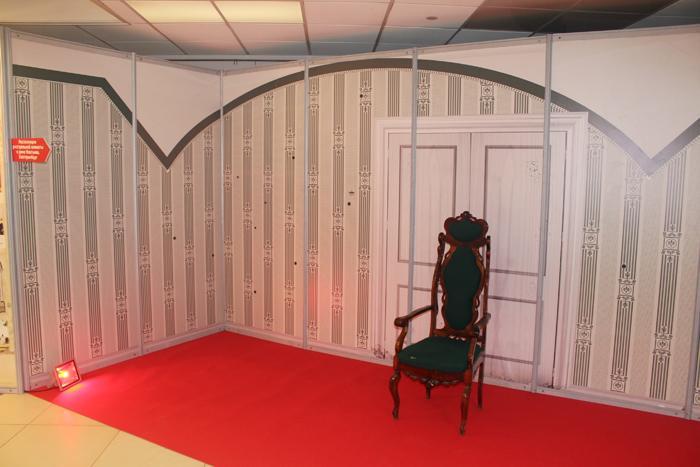 Розстрільна кімната в підвалі Іпатіївського будинку була відтворена за фотографіями / uv66.ru