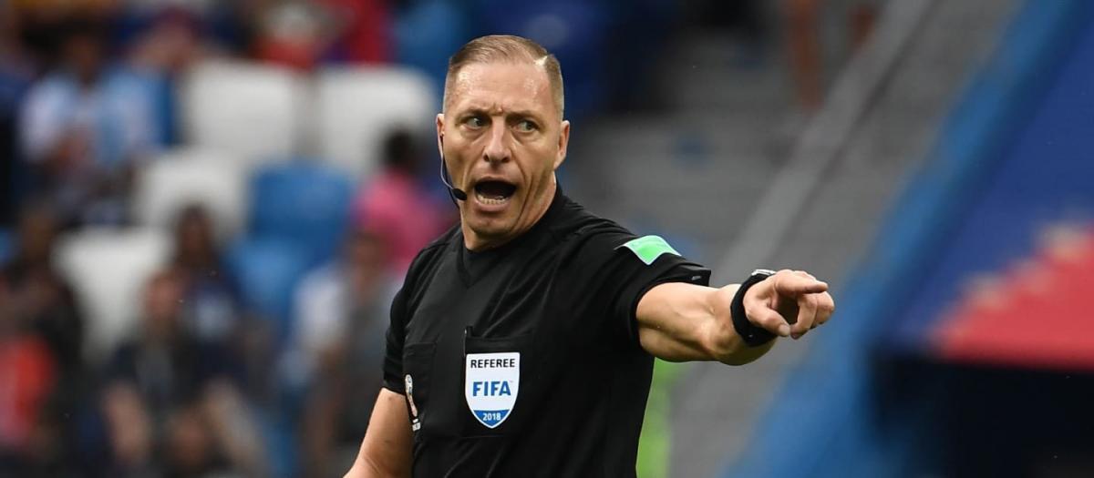 Пітана відсудив перший матч ЧС-2018 і відсудить останню гру / fifa.com