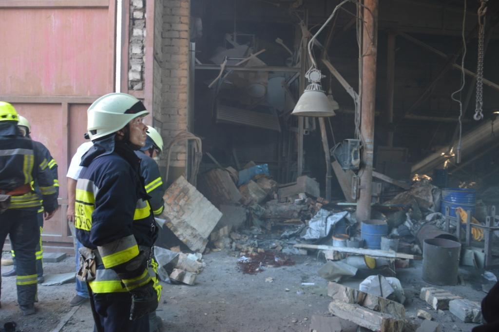 Пожежі не було / фото ДСНС