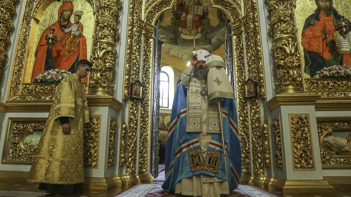 Митрополит Павел / lavra.ua