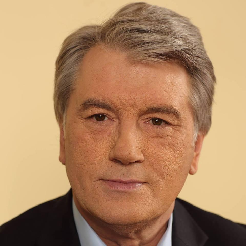 Віктор Ющенко / facebook.com