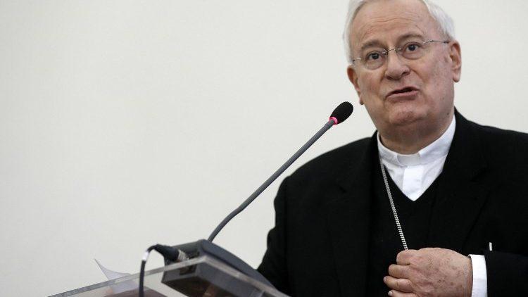 Кардинал Ґвалтьєро Бассетті / vaticannews.va